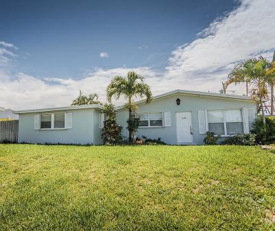 Palm Beach Gardens Single Family Home For Sale: 9108 Reed Drive