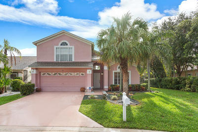 Greenacres Single Family Home For Sale: 200 Trails End