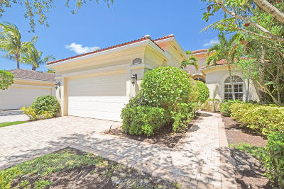 Palm Beach Gardens Single Family Home For Sale: 101 Porto Vecchio Way