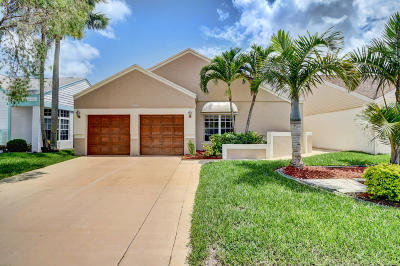 Boca Raton Single Family Home For Sale: 8606 Floralwood Drive