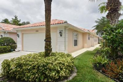West Palm Beach Single Family Home For Sale: 7726 Nile River Road