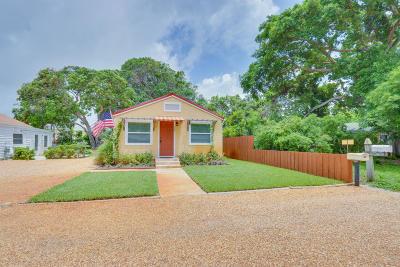 Delray Beach Single Family Home For Sale: 305 SE 12th Road