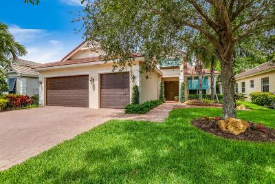 Royal Palm Beach Single Family Home Contingent: 457 Cottagewood Lane