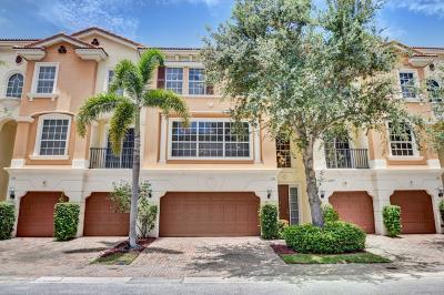 Boca Raton Townhouse For Sale: 609 NE Rossetti Lane