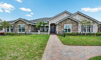 Davie Single Family Home For Sale: 5125 E Sterling Ranch Circle #59