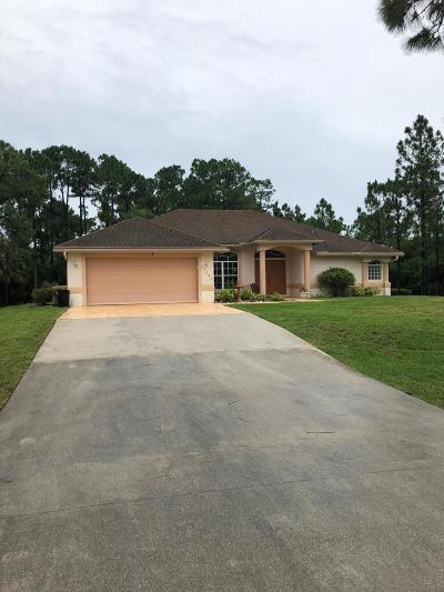 Loxahatchee Single Family Home Contingent: 15783 68th Court