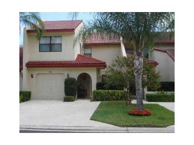 Palm Beach Gardens Rental For Rent: 712 Windermere Way
