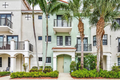 Boca Raton Townhouse For Sale: 4858 NW 16th Avenue