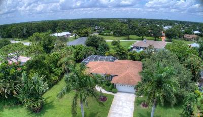 Stuart Single Family Home For Sale: 1905 SE Emerald Court