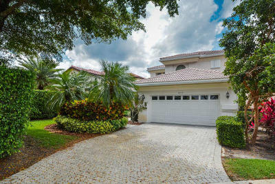 West Palm Beach Single Family Home For Sale: 2035 Regents Boulevard
