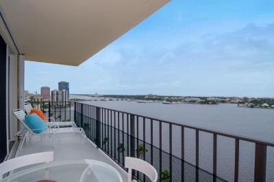West Palm Beach Condo For Sale: 1801 S Flagler Drive #1703