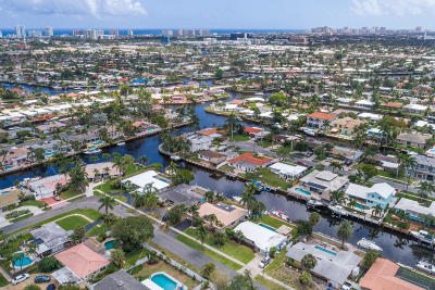 Pompano Beach Single Family Home For Sale: 800 SE 2 Ter Terrace