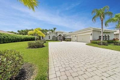 West Palm Beach Single Family Home For Sale: 7815 Fairway Lane