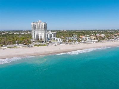Fort Lauderdale Condo For Sale: 1151 Fort Lauderdale Beach Boulevard #2a
