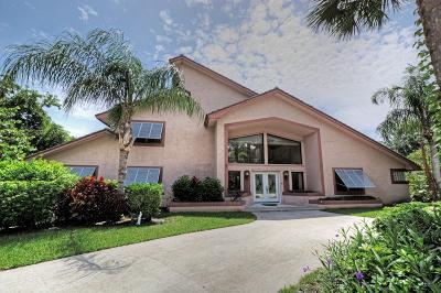 Hobe Sound Single Family Home For Sale: 9136 SE Mystic Cove Terrace