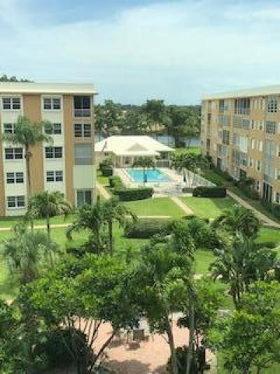 North Palm Beach Condo For Sale: 300 Golfview Road #506