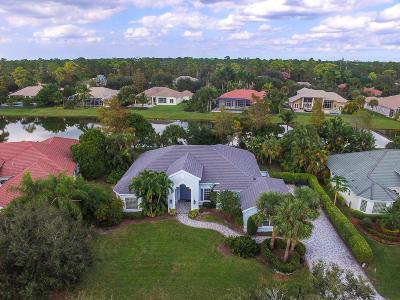 Wellington Single Family Home For Sale: 17081 Gulf Pine Circle