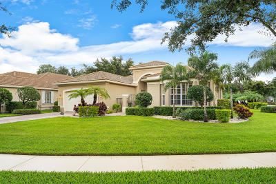 Boynton Beach Single Family Home For Sale: 7315 Greenport Cove