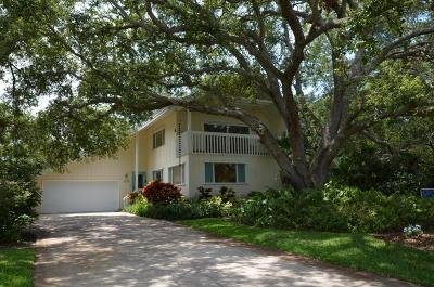 Vero Beach Single Family Home For Sale: 3035 11th Avenue
