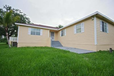 Loxahatchee Single Family Home For Sale: 3725 185th Trail