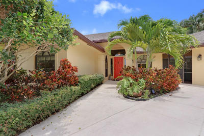Palm Beach Gardens Single Family Home For Sale: 2786 Bayonne Drive
