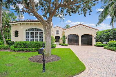 Palm Beach Gardens FL Single Family Home For Sale: $1,495,000