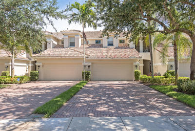 North Palm Beach Townhouse For Sale: 738 Cable Beach Lane