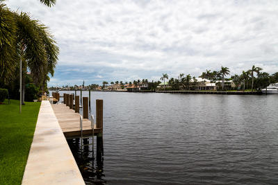 Delray Beach Condo For Sale: 1018 Del Harbour Drive #2