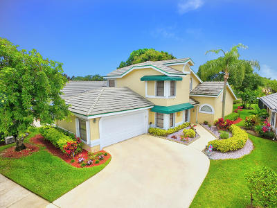 Lake Worth Single Family Home For Sale: 8112 Covington Court