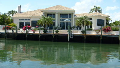 Singer Island Single Family Home For Sale: 1140 Powell Dr.