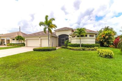 Stuart Single Family Home For Sale: 906 SW Lost River Shores Drive