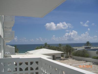 Fort Lauderdale Rental For Rent: 4010 Galt Ocean Drive #311