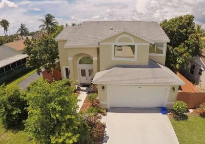 Boynton Beach Rental For Rent: 6964 Beacon Hollow Turn