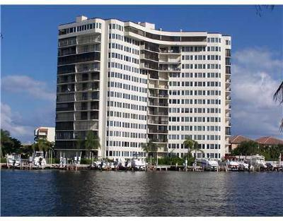 Regency Highland, Regency Highland Club, Regency Highland Club Condo Condo For Sale: 3912 S Ocean Boulevard #406