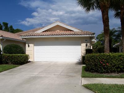 Hobe Sound Single Family Home For Sale: 7863 SE Spicewood Circle