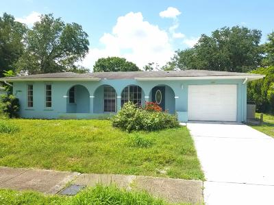 Port Saint Lucie Single Family Home Contingent: 200 NE Solida Drive