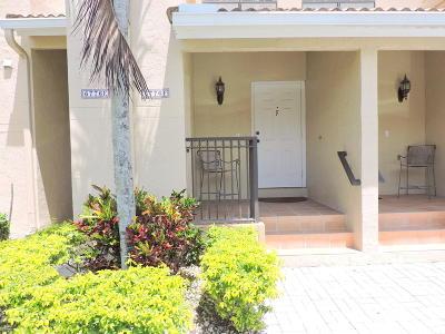 Boca Raton Condo For Sale: 6776 Montego Bay Boulevard #F