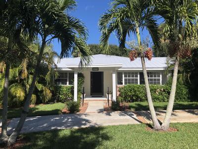 Vero Beach Single Family Home For Sale: 2675 Ocean Drive
