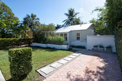 West Palm Beach Single Family Home For Sale: 608 Upland Road