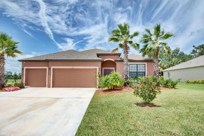 Vero Beach Single Family Home For Sale: 4555 Ashley Lake Circle Circle