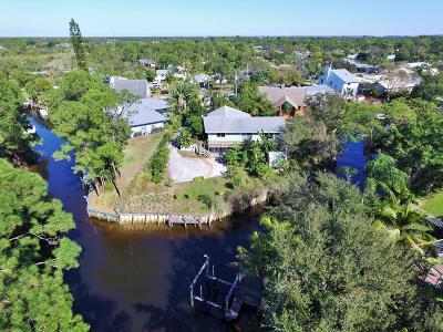 Palm City Single Family Home For Sale: 3068 SW Cedar Trail