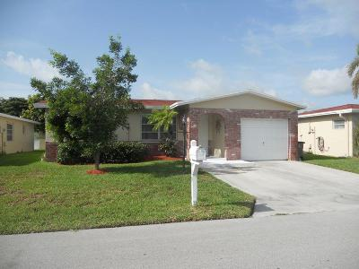 Pompano Beach Single Family Home For Sale: 920 NW 49th Street
