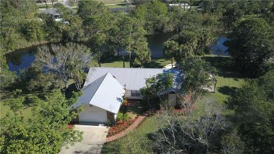 Sebastian Single Family Home For Sale: 7677 130th Street