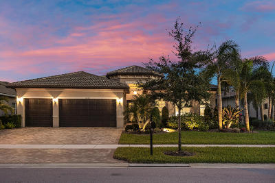 Boynton Beach Single Family Home For Sale: 12162 Glacier Bay Drive