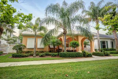 Jupiter Single Family Home For Sale: 115 Bellefontaine Lane