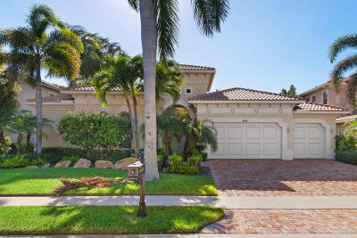 Palm Beach Gardens Single Family Home For Sale: 409 Savoie Drive E