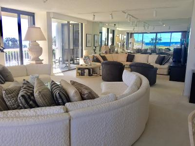 Palm Beach Condo For Sale: 3300 S Ocean Boulevard #208n