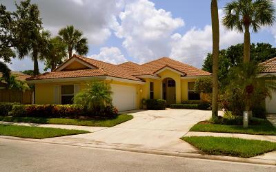 Jupiter Single Family Home For Sale: 204 Hampton Place