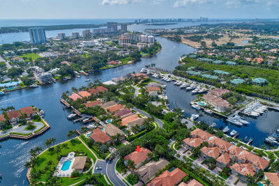 Palm Beach Gardens Single Family Home For Sale: 724 Maritime Way