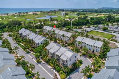 Juno Beach Townhouse For Sale: 469 Juno Dunes Way